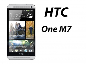 HTC One M7 reparation