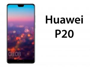 Huawei P20 reparation