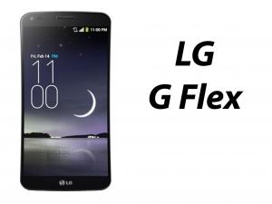 LG G Flex reparation