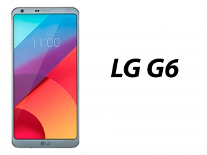 LG G6 reparation