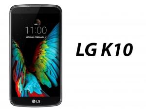 LG K10 reparation
