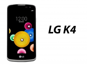 LG K4 reparation