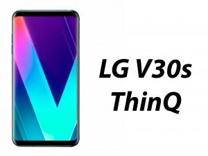 LG V30s ThinQ reparation