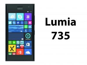Lumia 735 reparation