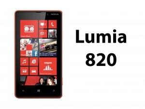 Lumia 820 reparation