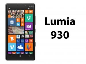 Lumia 930 reparation