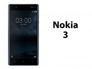 Nokia 3 reparation