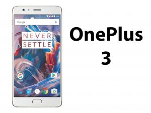 OnePlus 3 reparation