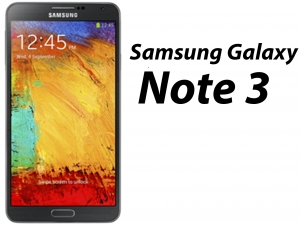 Samsung Galaxy Note 3 reparation