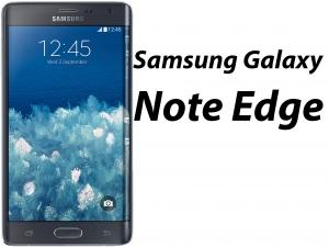 Samsung Galaxy Note Edge reparation