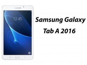 Samsung Galaxy Tab A 2016 reparation