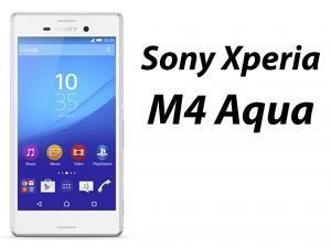 Sony Xperia M4 aqua reparation