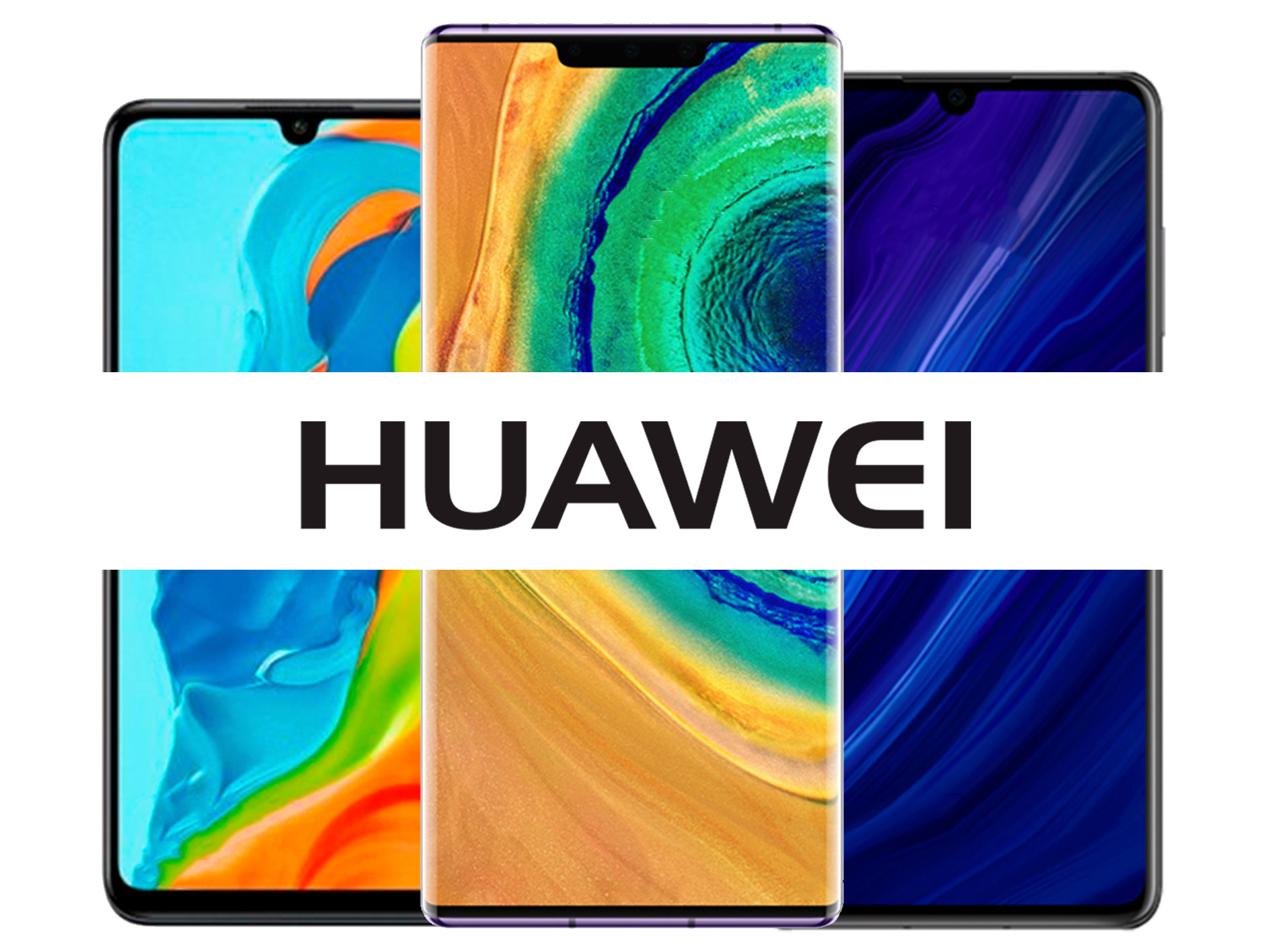 Huawei reparationer & services
