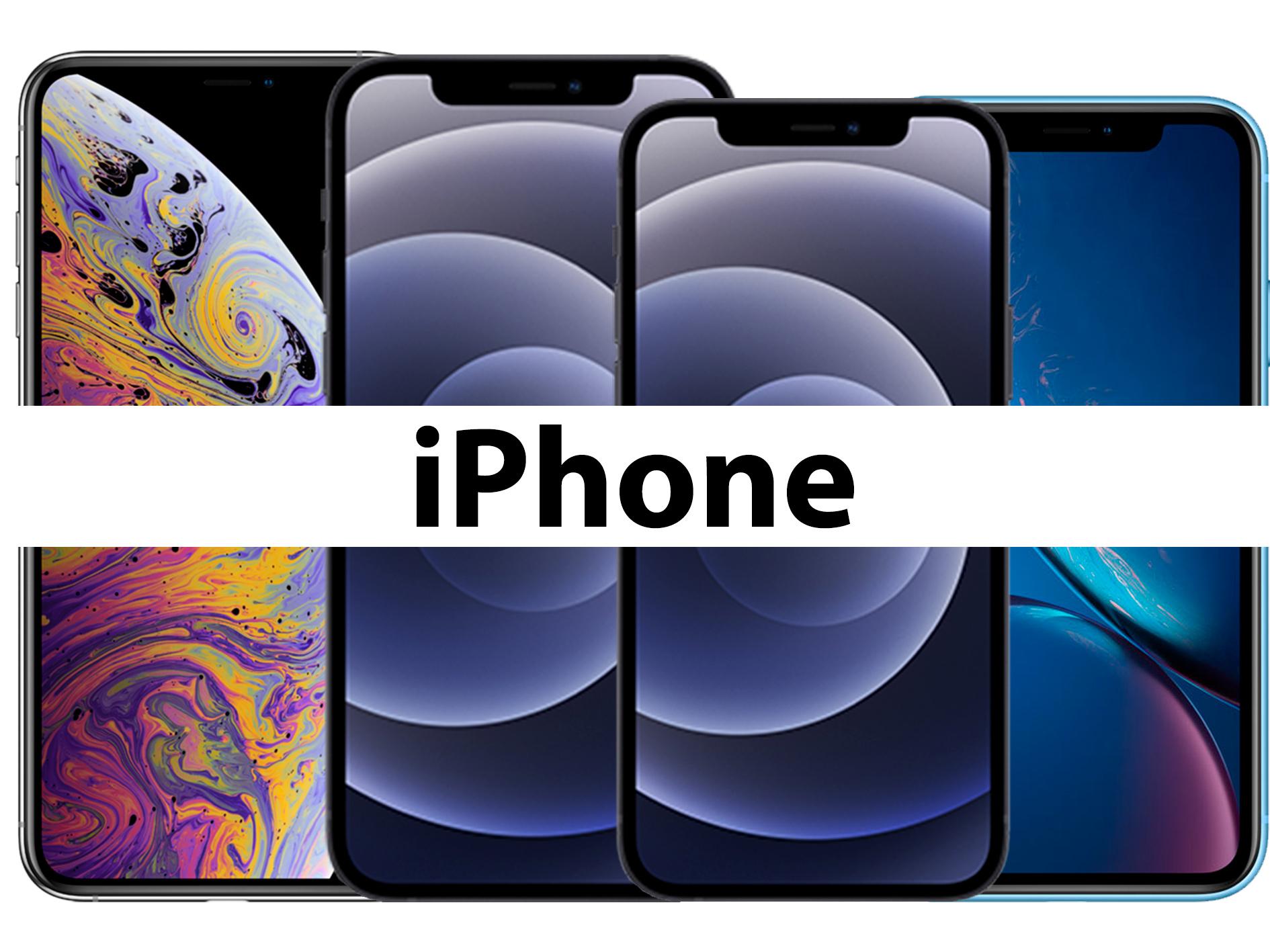 iPhone reparationer & services